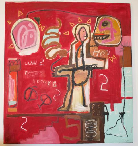 Troy I Untitled, 2002