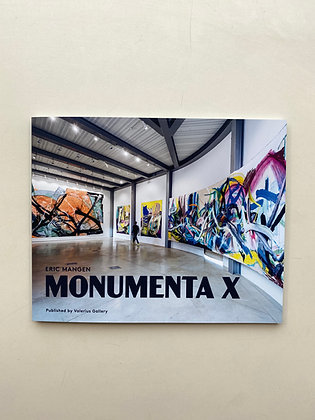 Catalogue. Eric Mangen - MONUMENTA X