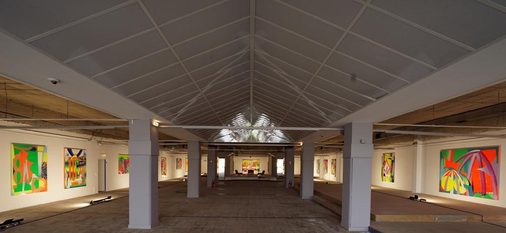 Exhibition view - NEON