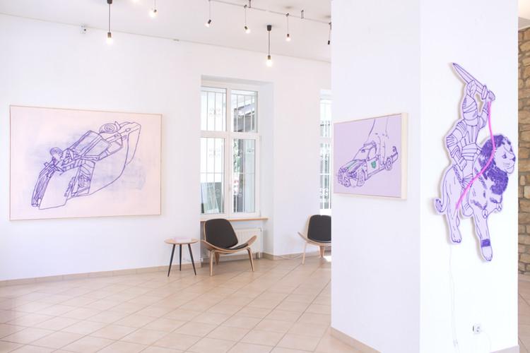 Mike Okay - Exhibition Views
