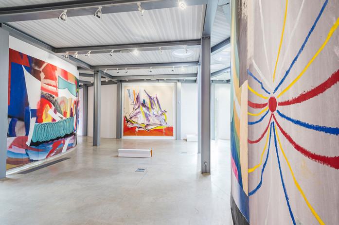 Exhibition views ©Mike Zenari