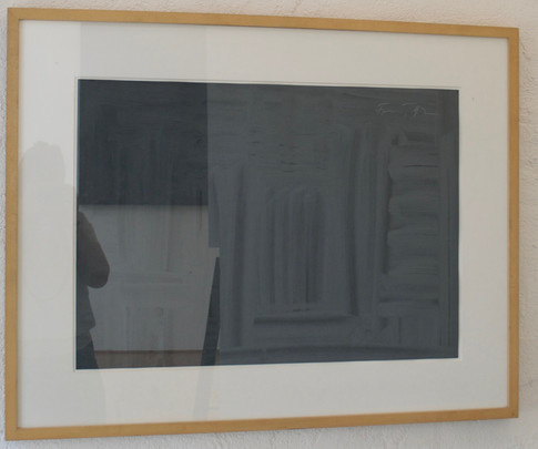 Günther Förg I Oeuvre sur papier, 1997