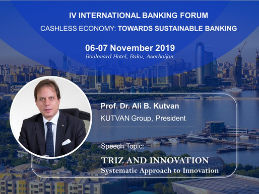 IV INTERNATIONAL BANKING FORUM;                        Cashless Economy: Towards Sustainable Banking