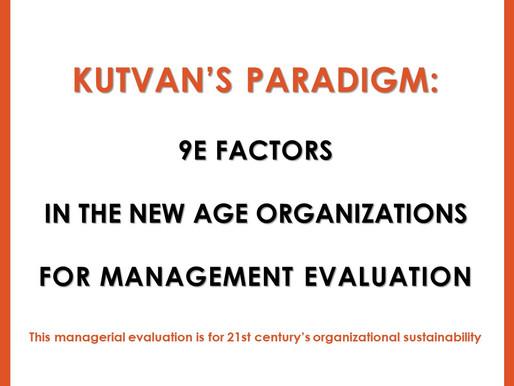 KUTVAN's PARADIGM: