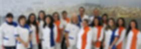 Equipa d médicos dentistas e assistentes dentárias da Clinica Dentária Nova Dentismed em Lisboa
