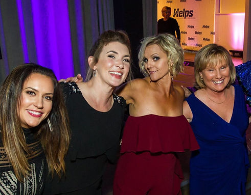 Supporters celebrate at Helps International's annual Mariposa Gala.
