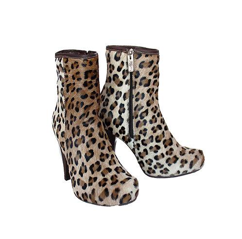 Leopard Calf Hair - ANK Stiletto
