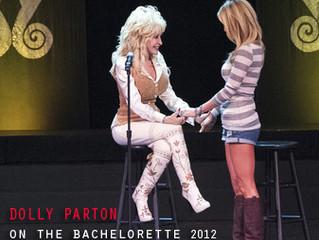 Dolly Parton in her custom Zeyzani Boots