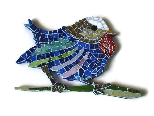 Turkish Glass Mosaic Wall Decor