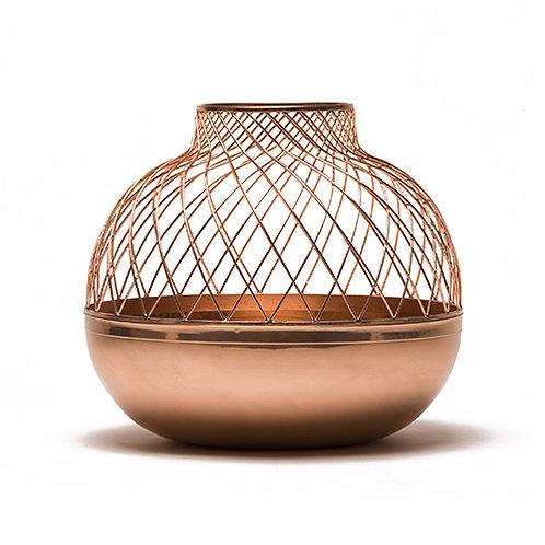 Turkish Hand-made Copper Vase