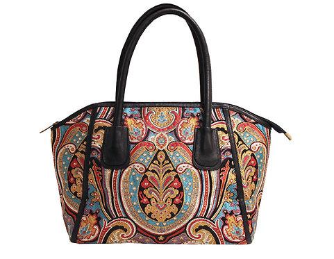 Unique Swirl Handbag