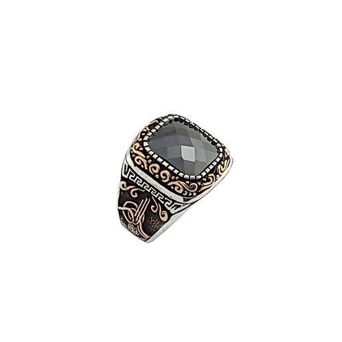Ottoman Empire Inspired Ring
