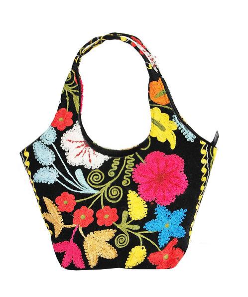 One of a kind Suzani Handbag