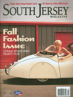 Fall Fashion Issue 2009