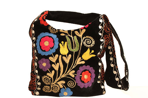 One of a kind Suzani Crossbody