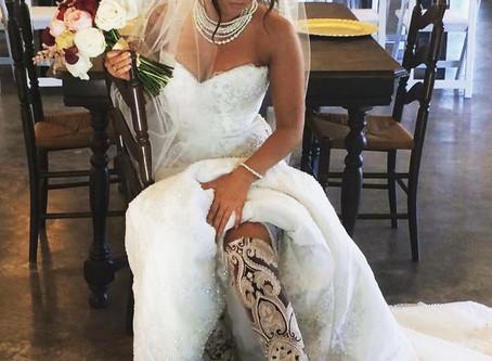 Dream wedding coming up?