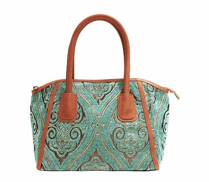 Sultan Green Handbag