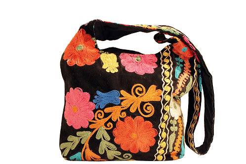 One of a kind Suzani Cross Body
