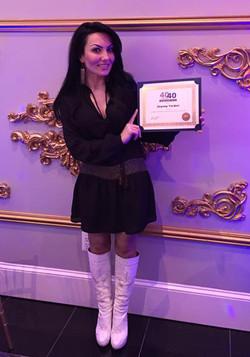 40 UNDER 40 BUSINESS AWARD 2017