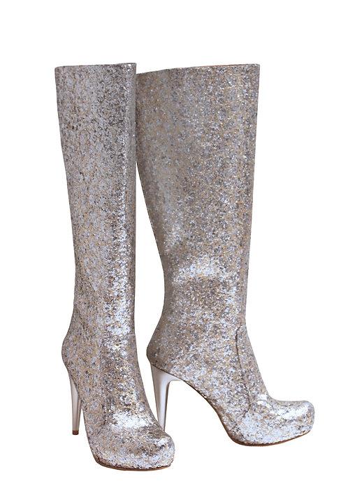 Silver Gold - Stiletto