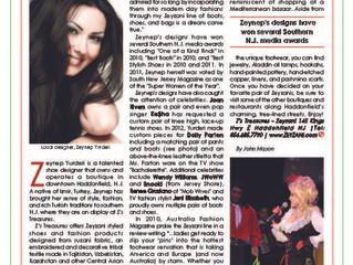 Zeynep Yurderi, interview Travelhost