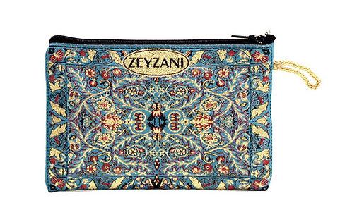 Zeyzani Coin Purse-Blue