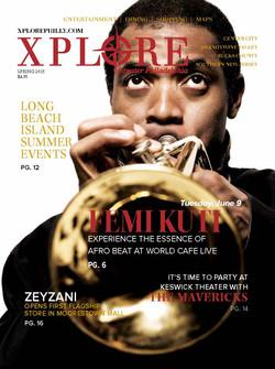 XPLORE Magazine Spring 2015