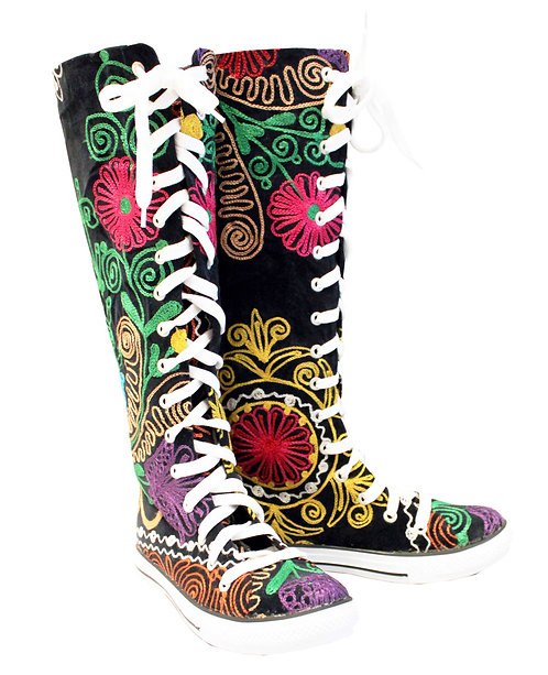 One of a Kind Suzani - KH Sneakers
