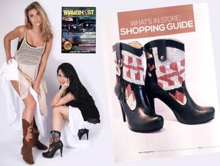 Shopping Guide of Philadelphia features ZEYZANI