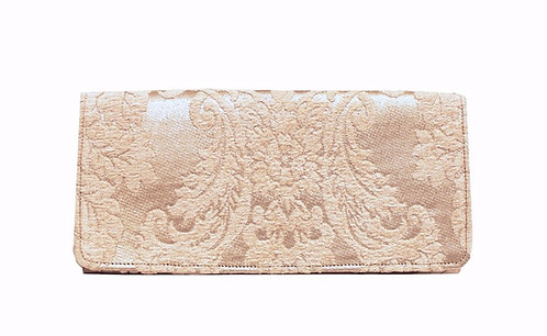 Elite Gold - Textile Clutch