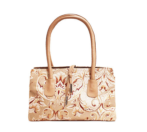 Gold Ottoman Handbag