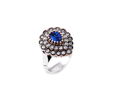 Ottoman Empire Inspired Ring