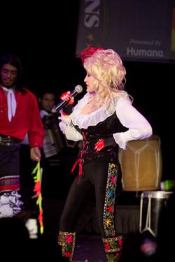 Dolly Parton, ZEYZANI Fan