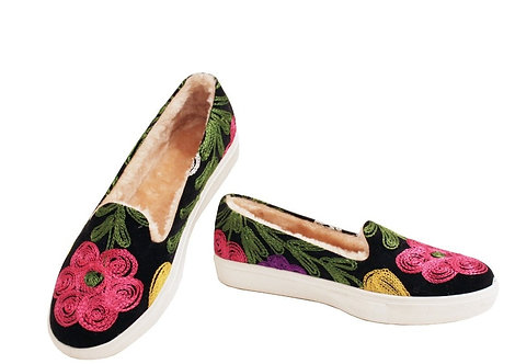 One of a Kind Suzani Uptown - Loafer