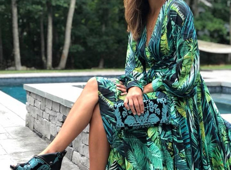 You Must Have Our ZEYZANI Forest Dress!