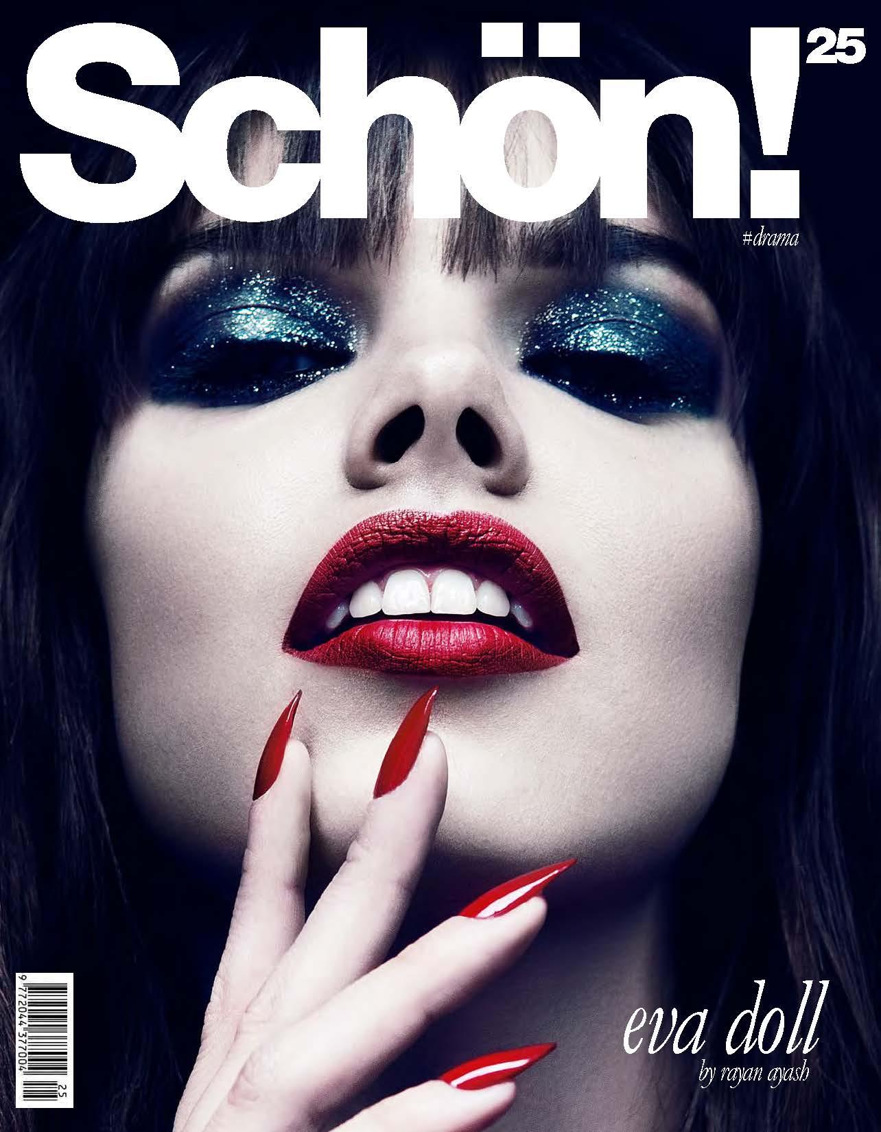 ®Schön!25 Magazine