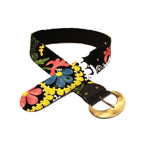 Suzani Adjustable Jean Belt