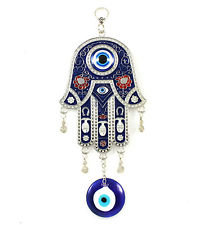 Hamsa Hand with Evil Eye - Wall Decor