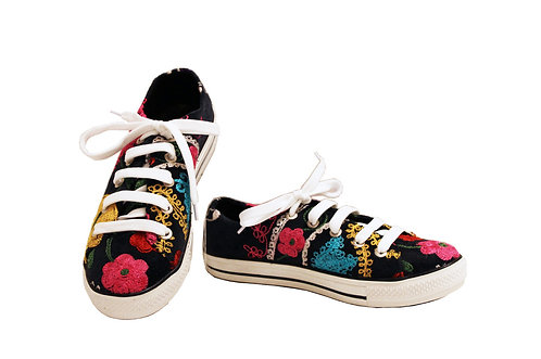 One of a Kind Suzani Uptown - Sneaker
