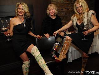 Zeyani on the Wine Ladies TV Show