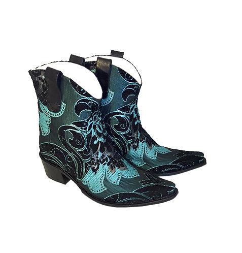 Black Turquoise Nyla - ANK Cowboys
