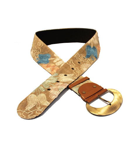 Suzani Adjustable Jean Belt