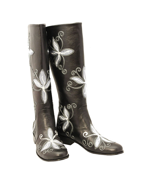 Leather - Riding Boot