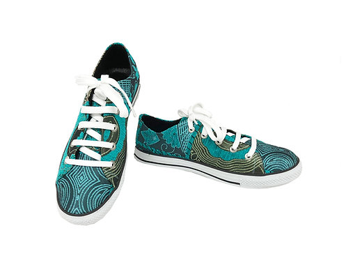Blue - Sneaker