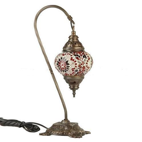 Turkish Glass Mosaic Lamp
