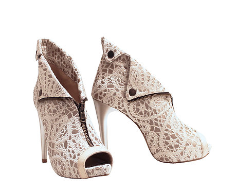 Nude Lace - ANK Stiletto