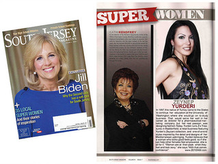 Zeynep Yurderi chosen Super Woman of the Year 2011