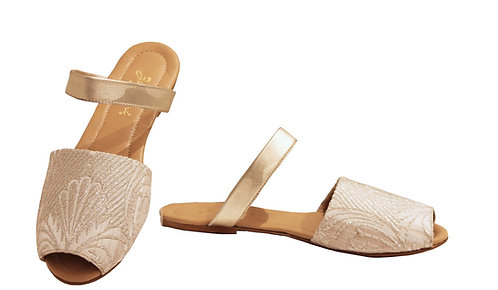 Ivory Bride - Sandals