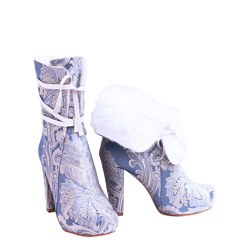 Ice Blue Uptown - Chunky