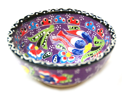 Hand-painted Turkish Small Bowl